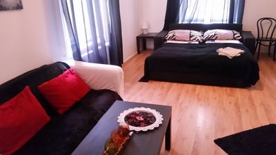 Photo for 2 bedrooms apartment in historical buildin Old Town part of Prague