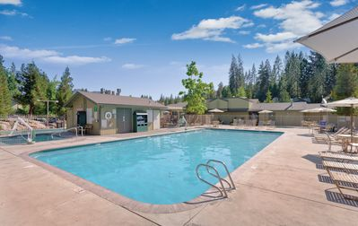 Photo for 2BR Resort Vacation Rental in Bass Lake, California