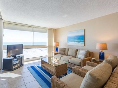 Photo for Unit 52 - 1 Bedroom 1 Bathroom Condominium With Full Gulf Views