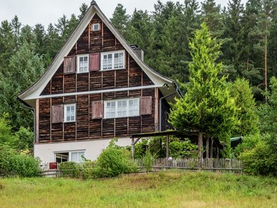 Photo for Tranquil Holiday Home in Reinerzau with Terrace and Garden