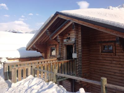 Photo for Chalet at the foot of the slopes