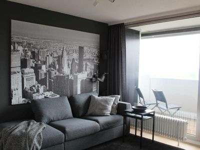 Photo for 8 floor, 2-room apartment, cozy - newly renovated