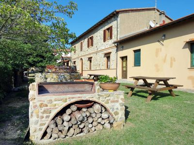 Photo for Apartment Podere Il Salice (NIA107) in Nibbiaia - 4 persons, 2 bedrooms