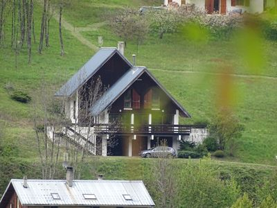 Photo for Germany Chalet 12 people Oz-Vaujany-Alpe d'Huez SUMMER / WINTER