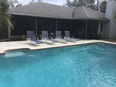 Photo for 3BR 2BA POOL HOME Near All Central Florida Attactions