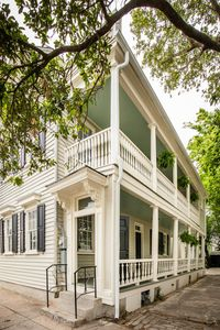 Gorgeous Porch With Ample Seating