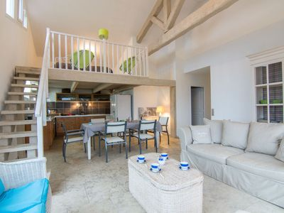 Photo for Apartment Les Terrasses in Saint-Tropez - 6 persons, 2 bedrooms