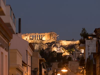 Photo for UNDER THE GAZE OF ACROPOLIS