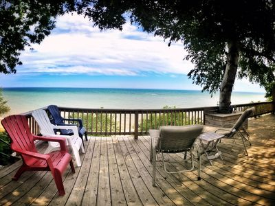 Photo for 5BR Cottage Vacation Rental in Carsonville, Michigan