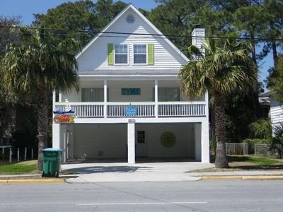 Sea Tybee Cottage, Professionally Managed, Walk To All Attractions