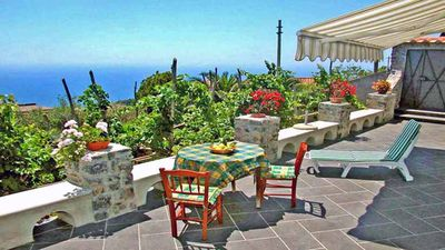 Photo for CASA ORFEO - HOLIDAY APARTMENT - SCALA - AMALFI COAST