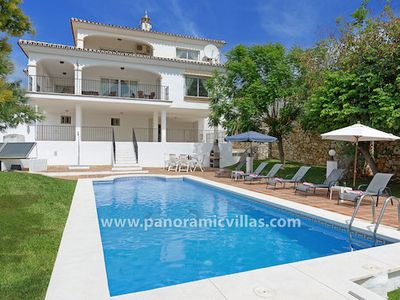 Photo for 3 bedroom Villa, sleeps 6 in Fuengirola with Pool, Air Con and WiFi