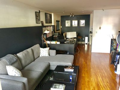 Photo for Luxe Condo Near Space Needle (free parking)