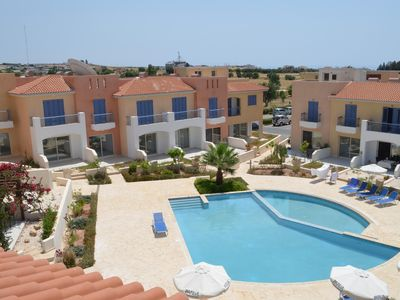 Photo for Luxury Apartment in Anarita, Cyprus with views of the sea & unspoilt countryside