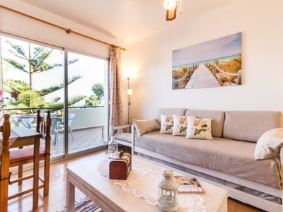 Photo for Nice apartment next to Herradura beach