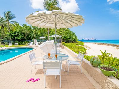 Photo for Relax at this Quiet Cayman Beach Condo-Great Snorkeling  by CaymanVacation.com