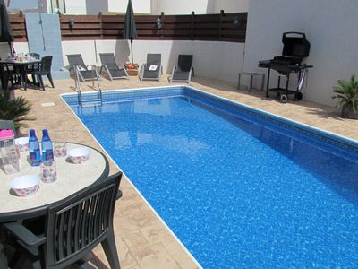 Photo for Family Villa With Private Pool, Free WIFI.  Pine Tree, Valley/Mountain Views.