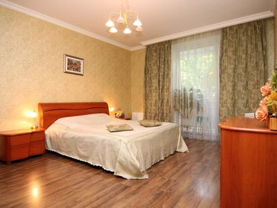 Photo for One-bedroom apartment near Deribasovskaya