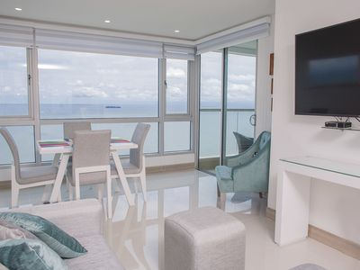 Photo for Modern Studio with Stunning Ocean Views
