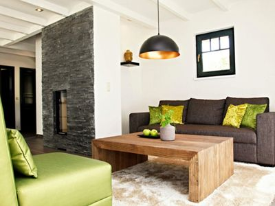 Photo for 95m² holiday home - holiday homes on the lake