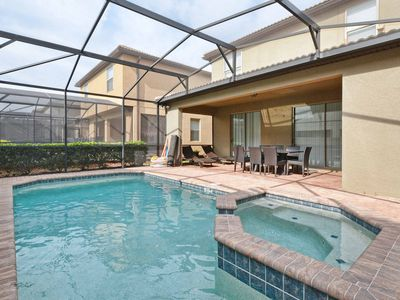 Photo for BRAND NEW!! PROFESSIONALLY DECORATED WITH POOL AND GAME ROOM!