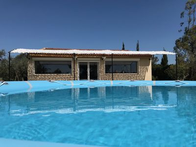 Photo for Arles, Mazet 3c in the heart of olive trees, swimming pool, 15 min Camargue, 5 min Alpilles