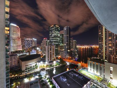 Photo for Miami City Oasis with Stunning Views