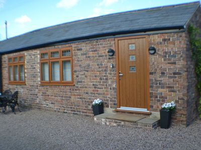 Photo for Modern Bijou B&B or Holiday let accommodation, near Bridgnorth & Alveley WV156EA