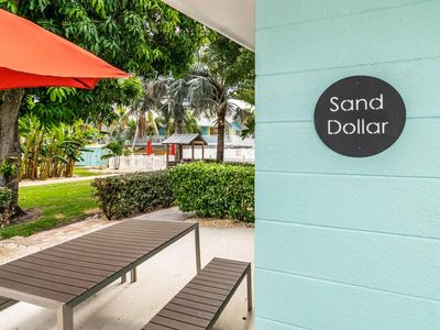 Photo for MI Happy Place Condo Across from Manatee Public Beach w/ Complex Heated Pool