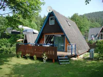 Photo for Child- and dog-friendly holiday home with terrace and large garden