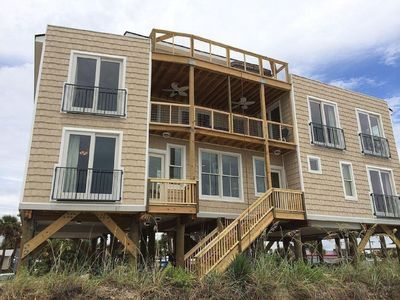 Photo for * Aug Discount Rates*  Pet Friendly, Open Ocean Front House W/ Elevator