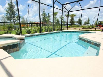 Photo for Picture Renting Your 5 Star Villa with Private Pool on Solterra Resort , Orlando Villa 1072