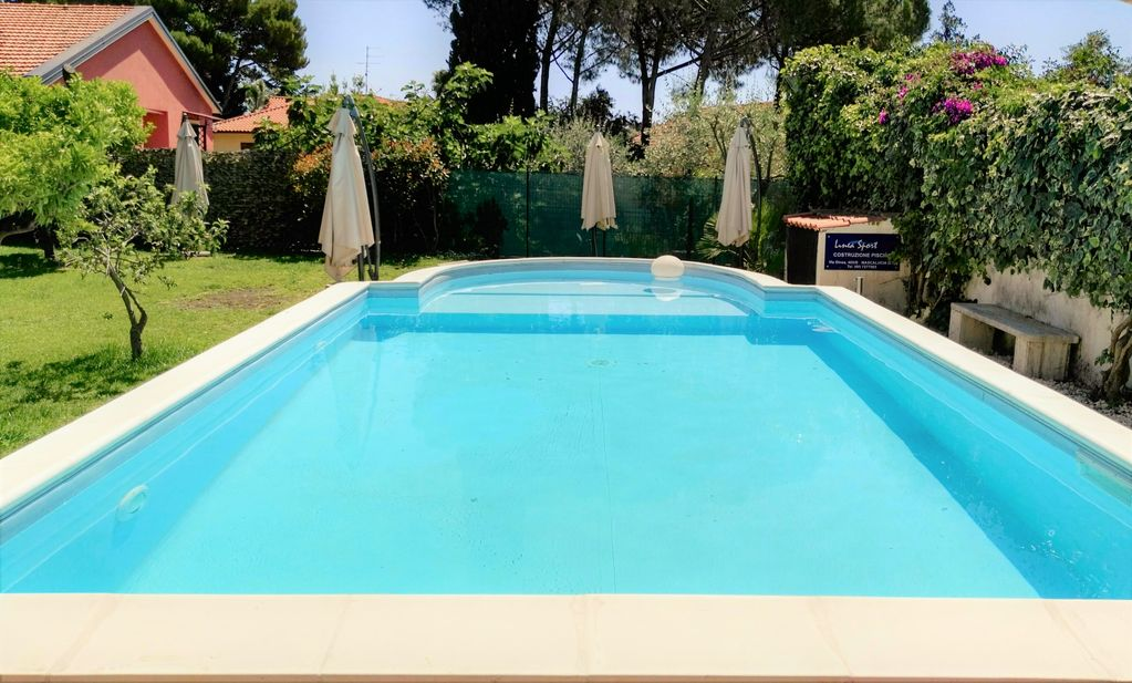 Shabby Chic Style Holiday House With Swimming Pool Mascalucia Sicily