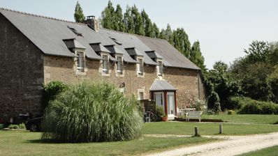 Photo for Quiet and Charming Gite in Ploubalay (Beaussais / sea)