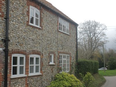 Photo for Traditional Norfolk Brick and Flint Farmworkers' Cottage