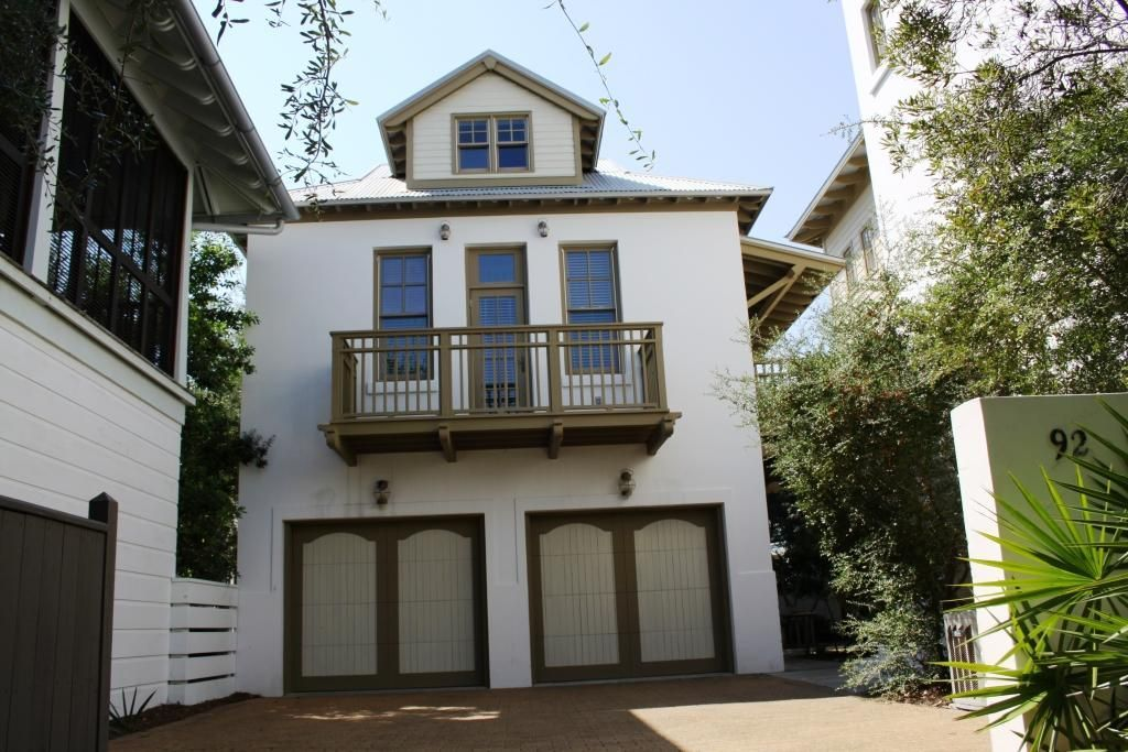 Nageotte Carriage House South Of 30 A In Rosemary Beach