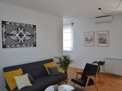 Photo for Apartment Campetto - apartment with a sea view in the city center of Rijeka