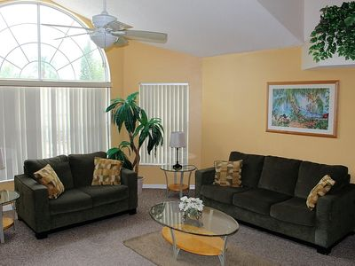 Photo for RELAXING 3 BED VACATION HOME NEAR DISNEY'S ATTRACTIONS!!!