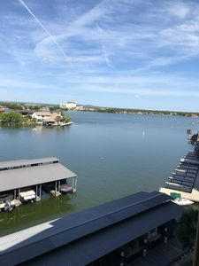 Photo for HSB RESORT Lake frount rental-Waters unit w/resort  privileges