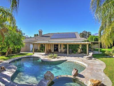 Photo for Luxe Rancho Mirage House w/Private Pool & Spa!