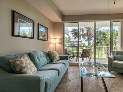 Photo for Private Beach, Luxury Waterfront 3bed. 3bath Townhouse suite, Tampa Bay