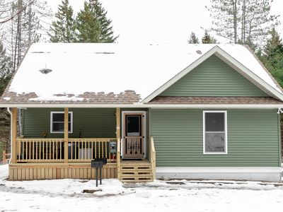 Photo for Beaver Brook Chalet: New Listing, Luxury, Hot Tub, Dog-Friendly, Game room, 1.9 miles to Whiteface