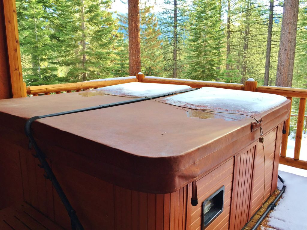 spectacular tahoe home w movie theater tub outdoor