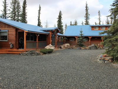 Photo for Perfect Alaska Getaway by Kenai River, Cook Inlet Sleeps 10, multi family