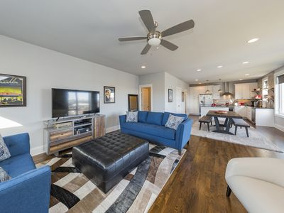 Photo for Melrose BNB Deluxe Townhome | Large Groups Welcome