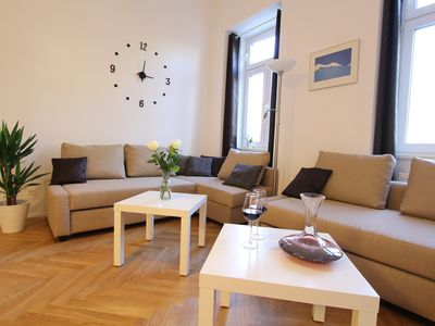 Photo for Sissi appartment in Wien 1 to 6 persons