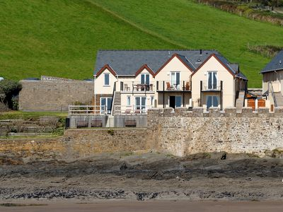 Photo for Out Of The Blue Is Situated In A Breathtaking Location Overlooking Croyde Beach.