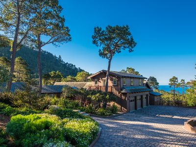 Photo for 3707 Pacific's Edge Sanctuary  - 16 Acre Estate! Stunning Ocean Views!