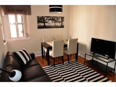 Photo for Zoo with 4 Rooms apartment in Campo Pequeno with WiFi.