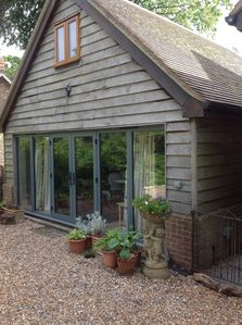 Photo for Charming Rural Cottage, Privett, nr Petersfield, South Downs National Park